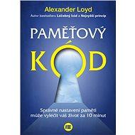 Paměťový kód - Elektronická kniha