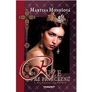 Ruže pre princeznú - Martina Monošová, 288 stran