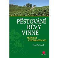 Pěstování révy vinné - Elektronická kniha