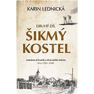 Šikmý kostel 2 - Karin Lednická, 608 stran