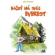 Každý má svůj Everest - Aleš Procházka, 252 stran