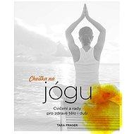 Chvilka na jógu - Elektronická kniha