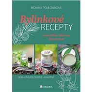 Bylinkové recepty - Monika Poledníková, 152 stran