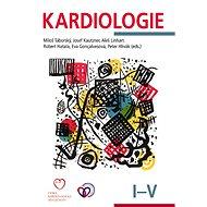 Kardiologie Svazek I.-V. - Miloš Táborský, 1136 stran