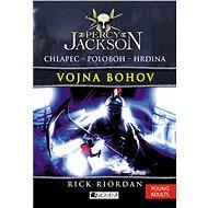Percy Jackson 5 – Vojna bohov - Elektronická kniha