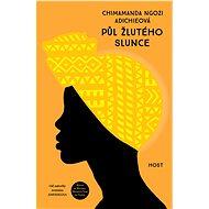Půl žlutého slunce - Chimamanda Ngozi Adichieová, 504 stran