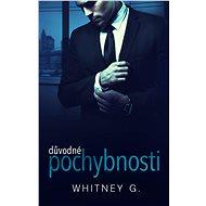 Důvodné pochybnosti - Whitney G., 360 stran