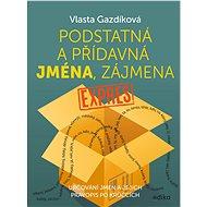 Podstatná a přídavná jména, zájmena expres - Vlasta Gazdíková, 192 stran