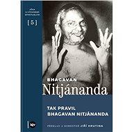 Tak pravil Bhagavan Nitjánanda - E-kniha