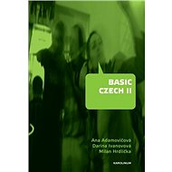 Basic Czech II - Elektronická kniha