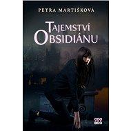Tajemství obsidiánu - Petra Martišková, 288 stran