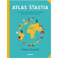 Atlas šťastia - Helen Russell, 288 stran