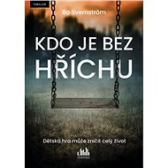 Kdo je bez hříchu - Elektronická kniha