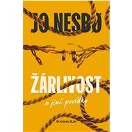 Žárlivost a jiné povídky - Jo Nesbo, 224 stran