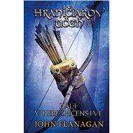 Hraničiarov učeň - Kniha deviata - Halt v nebezpečenstve - John Flanagan, 432 stran