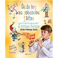Škola hry na zobcovou flétnu 2 - František Zacharník, 80 stran