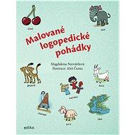 Malované logopedické pohádky - Magdalena Navrátilová, 72 stran