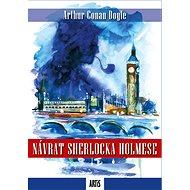 Návrat Sherlocka Holmese - Arthur Conan Doyle, 266 stran