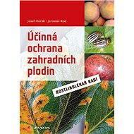 Účinná ochrana zahradních plodin - Elektronická kniha