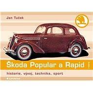 Škoda Popular a Rapid - Jan Tuček