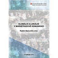 Globální a lokální v marketingové komunikaci - E-kniha