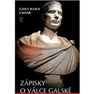 Zápisky o válce Galské - Elektronická kniha