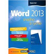Word 2013 - E-kniha