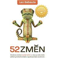 52 změn - E-kniha