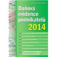 Daňová evidence podnikatelů 2014 - Elektronická kniha