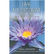 Jak meditovat - Elektronická kniha