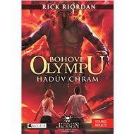 Bohové Olympu – Hádův chrám - Elektronická kniha