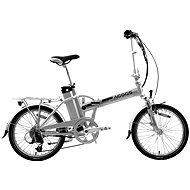 Agogs SilverGo - Skladací elektrobicykel