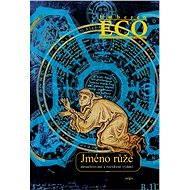 Jméno růže - Umberto Eco, 552 stran
