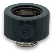 EK Water Blocks EK-HDC Fitting 16mm – čierne - Vodné chladenie