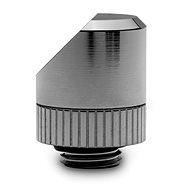 EK Water Blocks EK-Torque Angled 45-Degree – tmavý nikel - Fitting