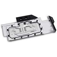 EK Water Blocks EK-Vector RTX RE Ti RGB – Nikel Plexi - Vodné chladenie