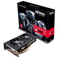 SAPPHIRE Radeon NITRO + RX 480 8GB - Grafická karta