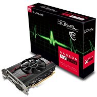 SAPPHIRE PULSE Radeon RX 550 4G OC - Grafická karta