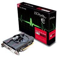 SAPPHIRE PULSE Radeon RX 550 4 G OC - Grafická karta
