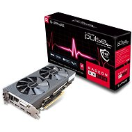 SAPPHIRE PULSE Radeon RX 580 OC 4G - Grafická karta