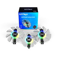 Sapphire Nitro Gear ARGB FAN - Ventilátor do PC