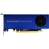 AMD Radeon Pro WX3100 Workstation Graphics - Grafická karta