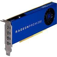 AMD Radeon Pro WX 3200 - Grafická karta