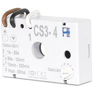 Elektrobock CS3-4 časový spínač pod vypínač - Časový spínač