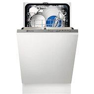 ELECTROLUX ESL4201LO - Vstavaná umývačka riadu úzka