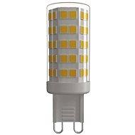 EMOS LED žiarovka Classic JC A++ 4,5 W G9 teplá biela - LED žiarovka