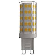 EMOS LED žiarovka Classic JC A++ 4,5 W G9 neutrálna biela - LED žiarovka