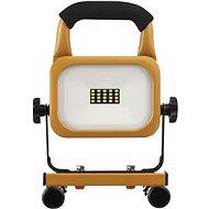 EMOS PROFI LED reflektor prenosný, 10 W AKU SMD studená biela - LED reflektor