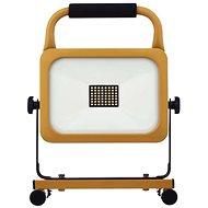 EMOS PROFI LED reflektor prenosný, 30 W AKU SMD studená biela - LED reflektor