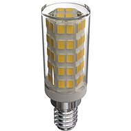 EMOS LED žiarovka Classic JC A++  4,5 W E14 teplá biela - LED žiarovka